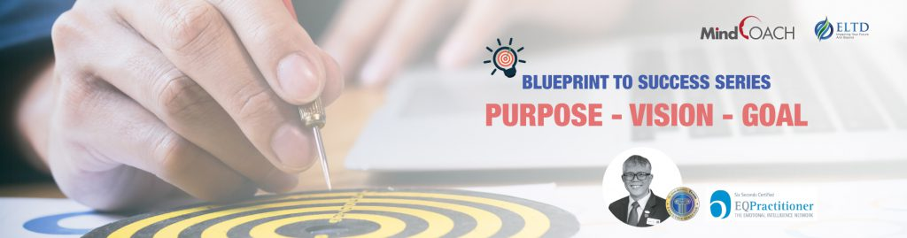 Blueprint to success: purpose vision and goal
